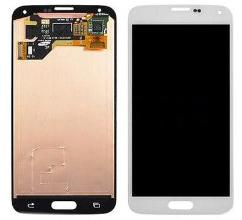 Samsung Galaxy S5 LCD Digitizer Combo Replacement With Assembly White