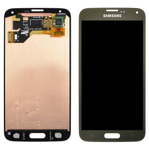 Samsung Galaxy S5 LCD Digitizer Combo Replacement With Assembly Black