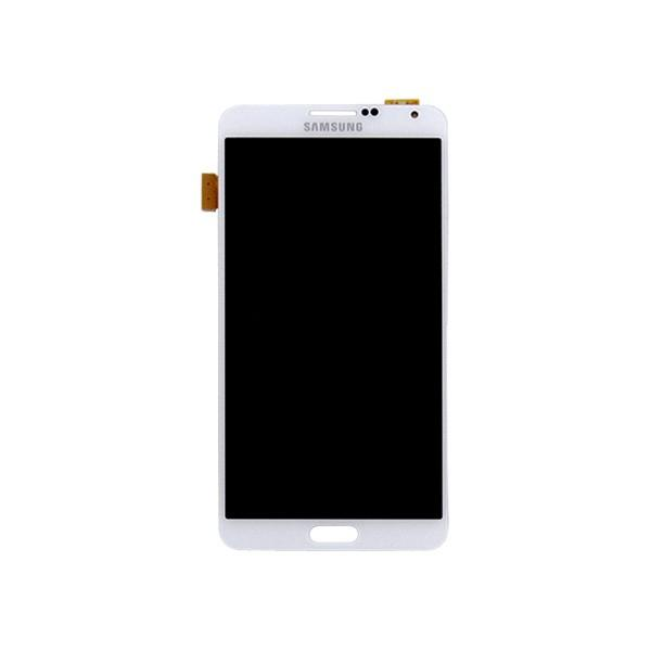 Samsung Galaxy Note 3 LCD Digitzier Combo Replacement White CDMA