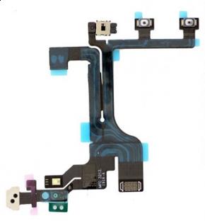 Apple iPhone 5C Power & Volume Flex Cable