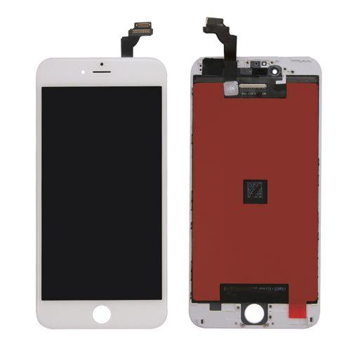 Apple iPhone 6+ Digitizer/LCD Replacement Combo - White