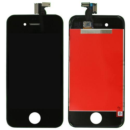 Apple iPhone 4 GSM Digitizer/LCD Replacement Combo - Black
