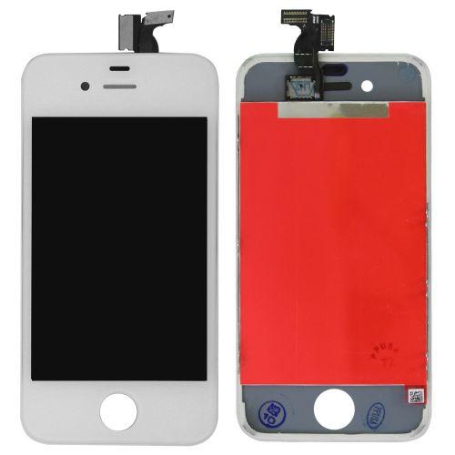 Apple iPhone 4 CDMA Digitizer/LCD Replacement Combo - White