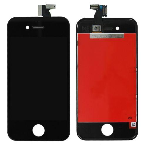 Apple iPhone 4 CDMA Digitizer/LCD Replacement Combo - Black