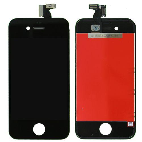 Apple iPhone 4S Digitizer/LCD Replacement Combo - Black
