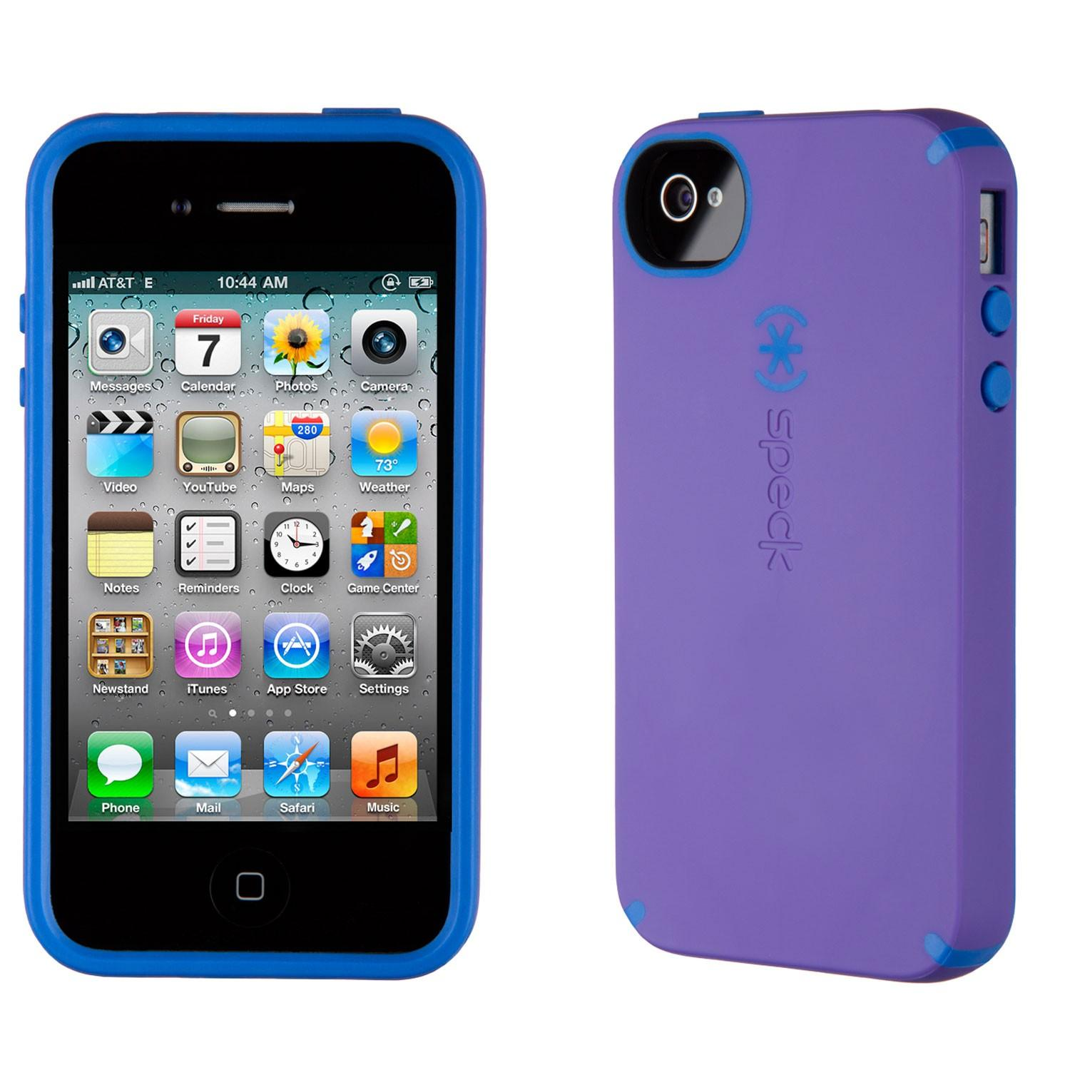 Iphone 4s Cases Speck Purple Speck purple/navy blue candy